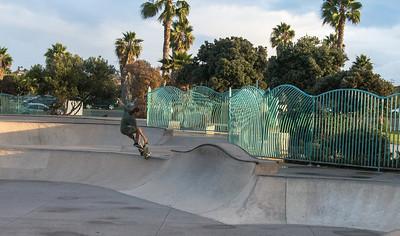 San Diego River Trail SkatePark-7395