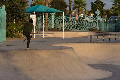 San Diego River Trail SkatePark-7412