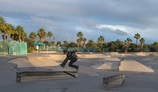 San Diego River Trail SkatePark-7383