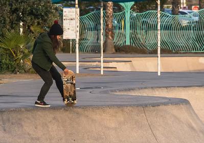 San Diego River Trail SkatePark-7422