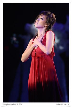 Sandy Lam Concert 2011