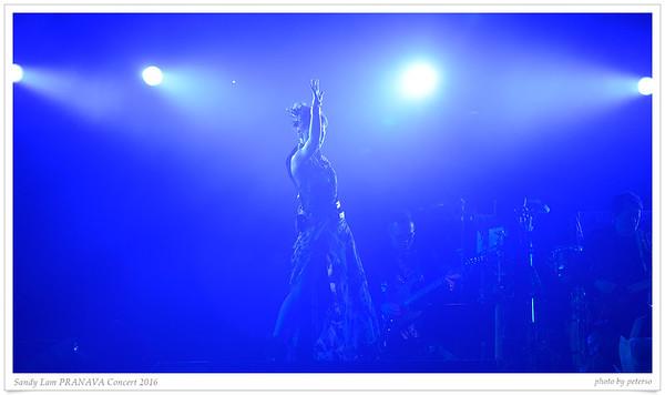 Sandy Lam PRANAVA Concert 2016