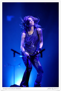 Sandy Lam Concert MMXII