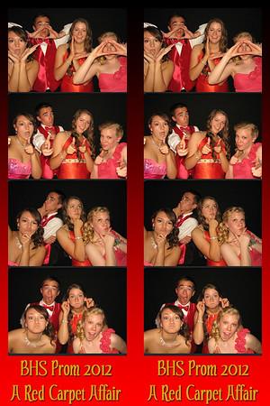 Belvidere High School Prom May 5, 2012