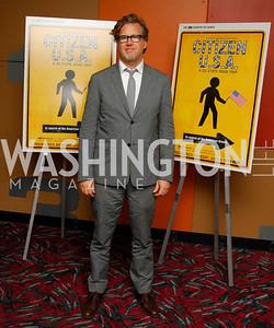 Ned Martel,Screening of Alexandra Pelosi's  Citizen U.S.A.,June 16.2011,Kyle Samperton