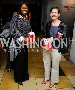 Jackie Suazo,Laura Patchung,Screening of Alexandra Pelosi's  Citizen U.S.A.,June 16.2011,Kyle Samperton