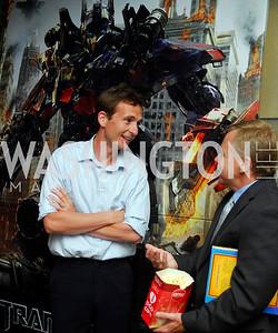 Michael Vos ,Chris Bentley,Screening of Alexandra Pelosi's  Citizen U.S.A.,June 16.2011,Kyle Samperton