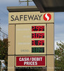 Seattle gas prices late Oct 2014