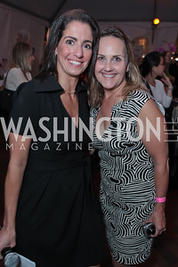 Kelly Collis, Karen Watkins. Second Annual Passport to Style Fall Fashion Showcase and Charity Event. The Shops at Wisconsin Place. October 13, 2011. Photo by Alfredo Flores