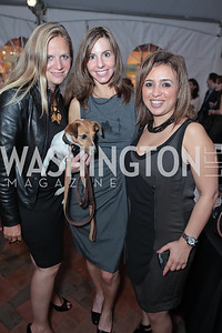 Christy Schlesinger, Tara de Nicolas, Gina Ghislaine Dakkouni . Second Annual Passport to Style Fall Fashion Showcase and Charity Event. The Shops at Wisconsin Place. October 13, 2011. Photo by Alfredo Flores