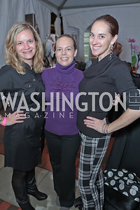 Molly Grover, Sarah Dean, Taryn Fielder . Second Annual Passport to Style Fall Fashion Showcase and Charity Event. The Shops at Wisconsin Place. October 13, 2011. Photo by Alfredo Flores .