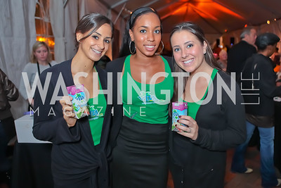 Alexa DiMaio, Shaundel Berwick, Caitlin Sanchez. Second Annual Passport to Style Fall Fashion Showcase and Charity Event. The Shops at Wisconsin Place. October 13, 2011. Photo by Alfredo Flores
