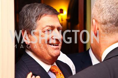 Ken Duberstein. Senator Scott Brown Book Party. Photo by Tony Powell. Berman residence. April 6, 2011