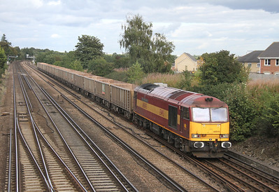 60045 Worting Junction 18/09/13 6V12 Woking to Merehead