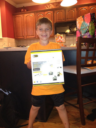Sept. 10-15, 2012 Quinn's Birthday