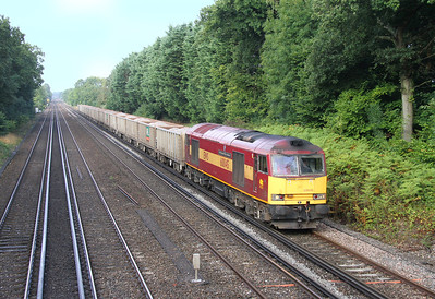60045 Old Basing 18/09/13 6O12 Merehead to Woking