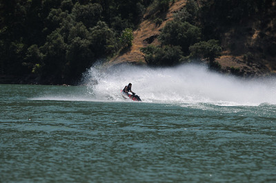 Shasta Lake June 24-25, 2010