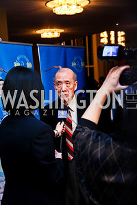 Professor Winston Yang. Shen Yun After Party. Photo by Tony Powell. Kennedy Center. January 25, 2011