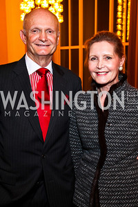 Tom and Beverly Malatesta. Shen Yun After Party. Photo by Tony Powell. Kennedy Center. January 25, 2011