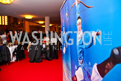 Shen Yun After Party. Photo by Tony Powell. Kennedy Center. January 25, 2011