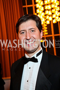 Shen Yun Emcee Jared Madsen. Shen Yun After Party. Photo by Tony Powell. Kennedy Center. January 25, 2011
