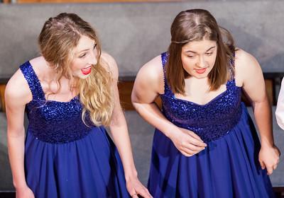 Sheridan High School Choir Festival Concert