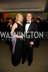 Julia Phillips,Tom Phillips,October 29,2011,Sibley Hospital Hope And Progress Gala,Kyle Samperton