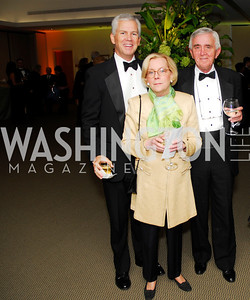Michael Farr,Rick LePere,Carol LePere,October 29,2011,Sibley Hospital Hope And Progress Gala,Kyle Samperton