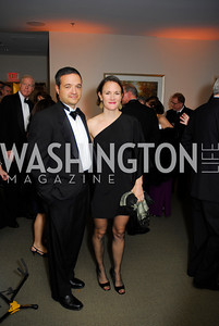 Joe Del Guercio,Jennifer DeL Guercio,,October 29,2011,Sibley Hospital Hope And Progress Gala,Kyle Samperton