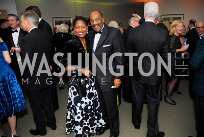 Solange Vivens,Cliff Barnes,October 29,2011,Sibley HospitalGala Hope And Progress Gala,Kyle Samperton