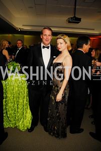 Mark Gaffney, Nicole Pyles, October 29,2011,Sibley Hospital Hope And Progress Gala,Kyle Samperton