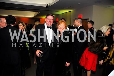 Vince Burke,Arlene Synder,October 29,2011,Sibley Hospital Hope And Progress Gala,Kyle Samperton