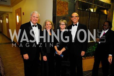 Kevin Nealon, Marguerite Nealon, Sydney Price, Jerry Price,  October 29,2011,Sibley Hospital Hope And Progress Gala,Kyle Samperton