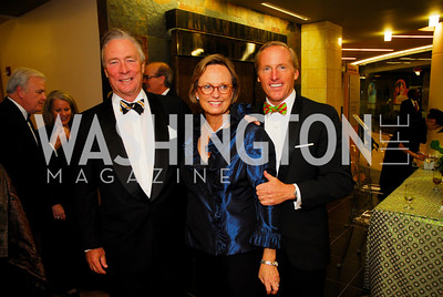 Mike McCarthy, Pam McCarthy, Bill Mayer, October 29,2011,Sibley Hospital Hope And Progress Gala,Kyle Samperton