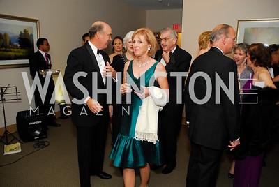 Burke Hayes,Kathy Hayes,October 29,2011,Sibley Hospital Hope And Progress Gala,Kyle Samperton