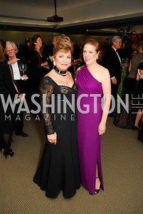 Annie Totah,Dobra Marshall,October 29,2011,Sibley Hospital Hope And Progress Gala,Kyle Samperton