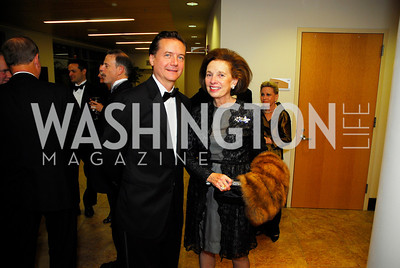 Martin Gammon, Ellen Boer, October 29,2011,Sibley Hospital  Hope And Progress Gala,Kyle Samperton