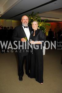 Jeff Fuge,Rebecca Fuge,October 29,2011,Sibley Hospital Hope And Progress Gala,Kyle Samperton