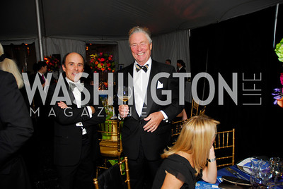 Marshall Durston, Mike McCarthy, October 29,2011,Sibley Hospital Hope And Progress Gala,Kyle Samperton