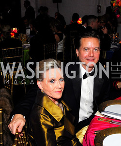 Vibeke Lofte, Martin Gammon, October 29,2011,Sibley Hospital Hope And Progress Gala,Kyle Samperton