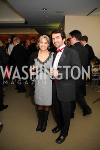 Smitha  Gollamudi,John Payne,October 29,2011,Sibley Hospital Hope And Progress Gala,Kyle Samperton