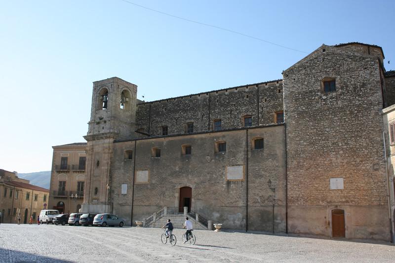 Palazzo Adriano - Sicilia