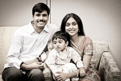 Siddarth 2nd Birthday