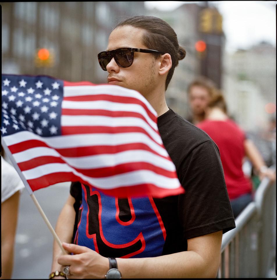 September 11, 2011, NYC