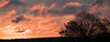 Sunrise pano-