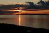 Baxters Harbor sunset