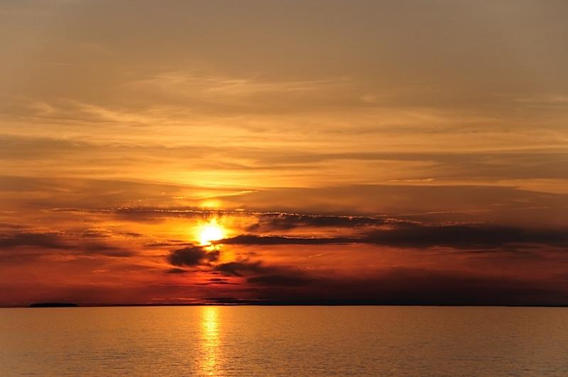 Fundy Sunset