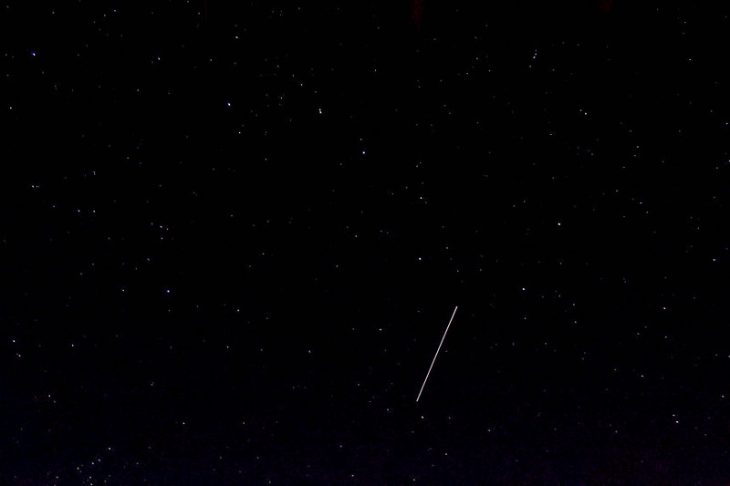 ISS and Big dipper-8080196-