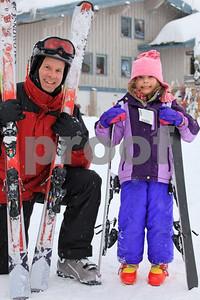 Brian & Natalie ski 9100