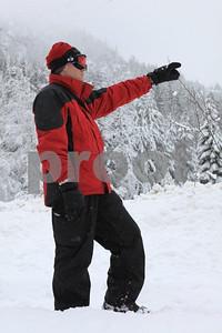 Brian snow shoe 9227